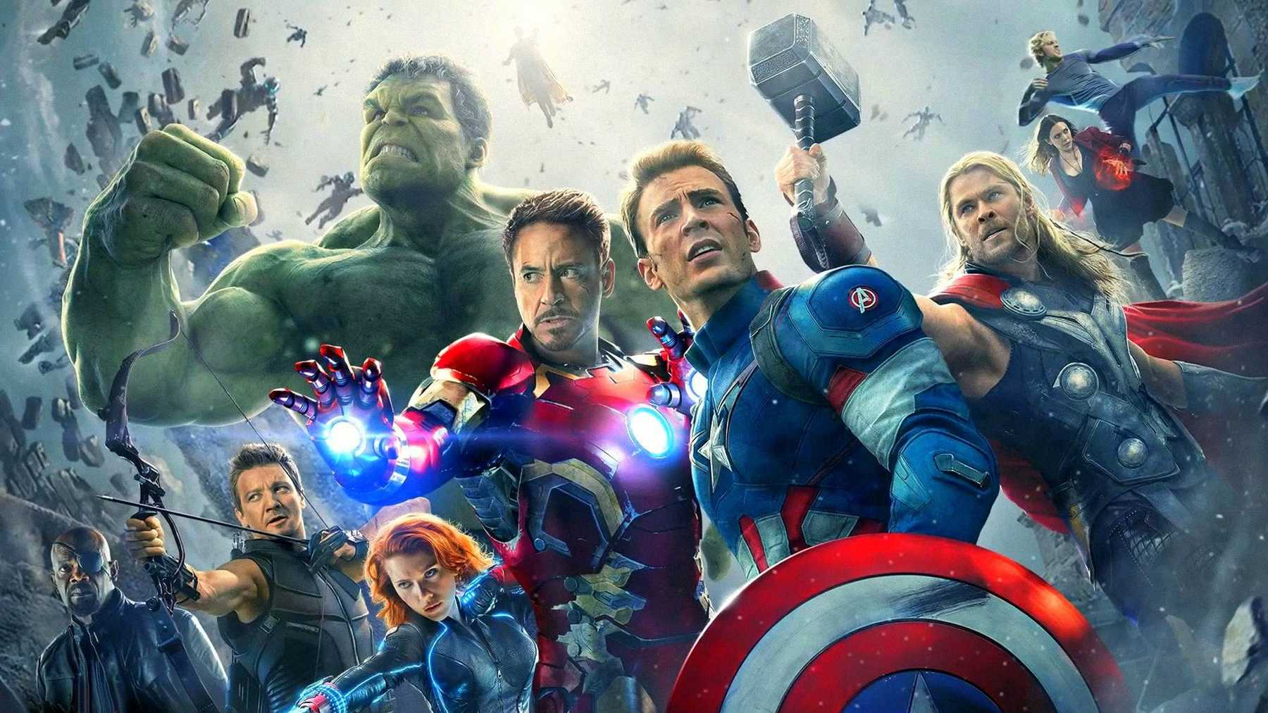 Image result for Avengers: Age of Ultron