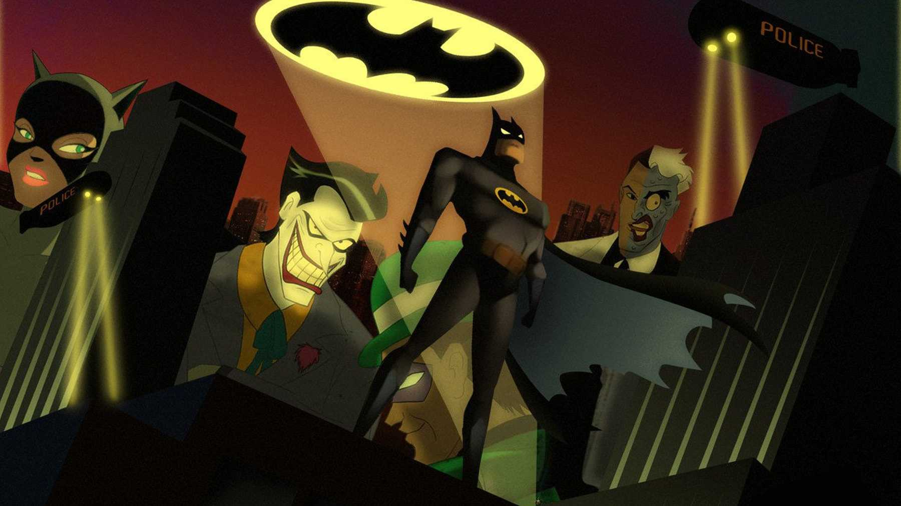 Batman: The Animated Series Review | TV Show - Empire