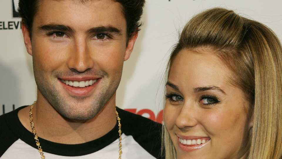 Brody Jenner gets a shock when he walks in on step-sister