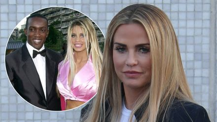 Katie Price Slams Dwight Yorke As She Shares Snaps Of Their Son Harvey Closer