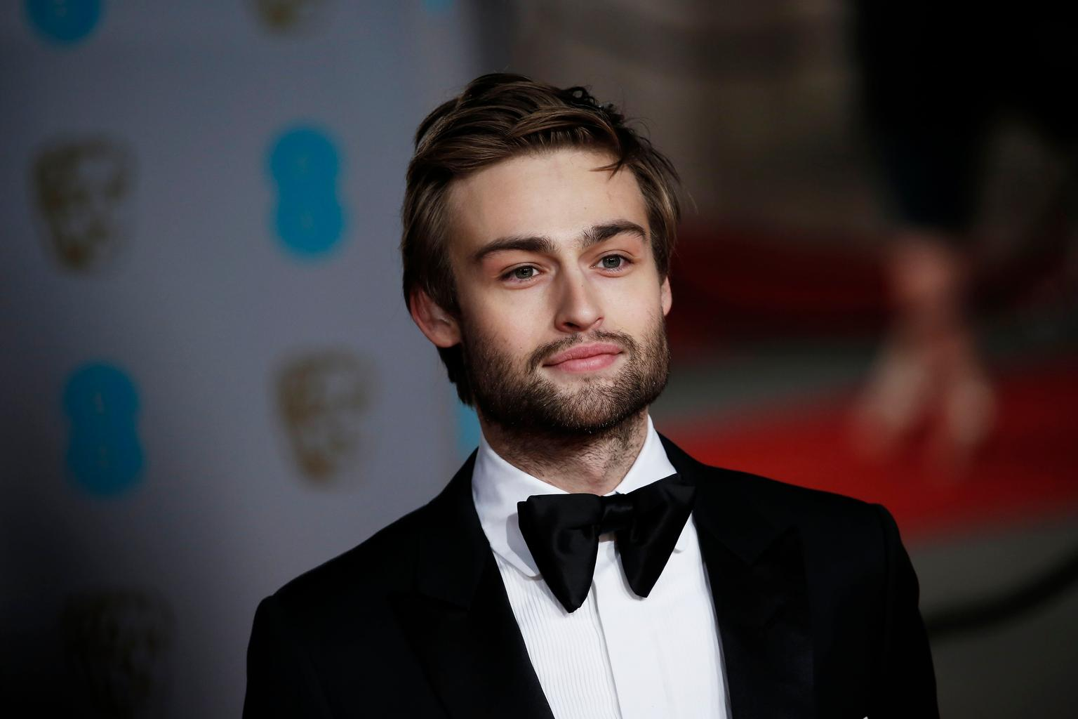 Who is douglas booth