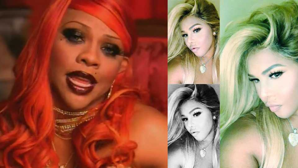 Lil Kim sparks Twitter FURY as she's accused of 'turning