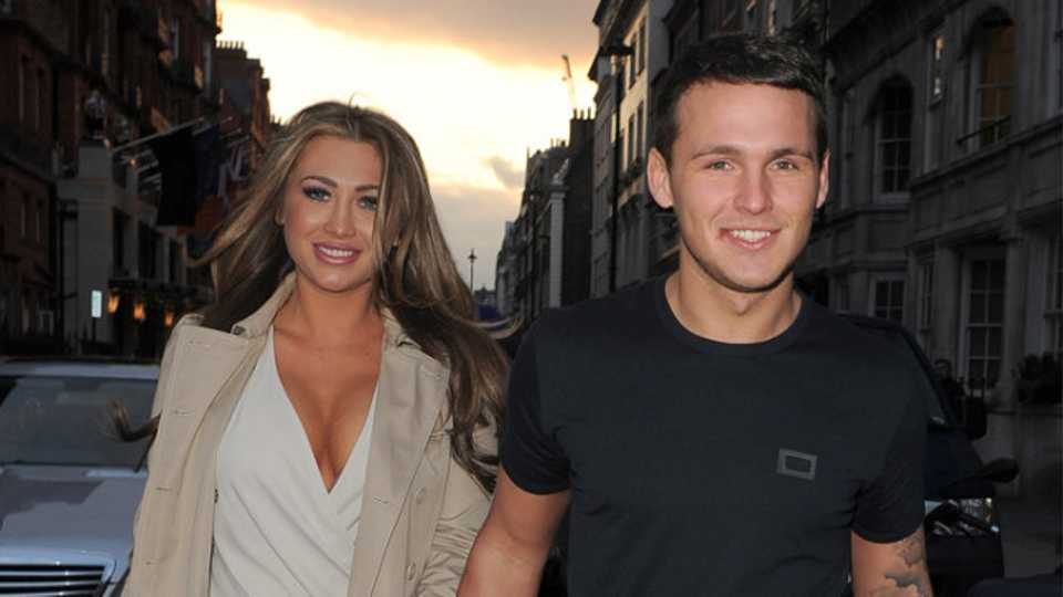 Lauren Goodger deletes all traces of 'ex' boyfriend Jake McLean from