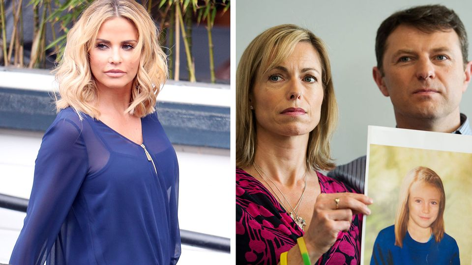 Katie Price slams Kate and Gerry McCann: You dont leave