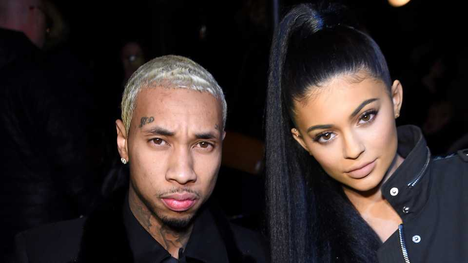 c283a2707680 Kylie Jenner and Tyga: a timeline of their beautiful relationship |  Celebrity | Heat