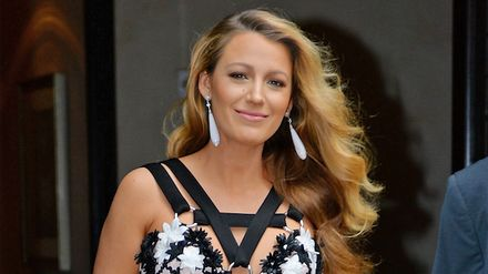 Blake Lively Reveals Her Insecurity Wearing A Bikini Post Baby Grazia
