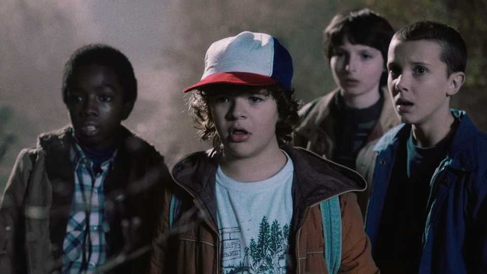 Here's how to follow the Stranger Things cast on Snapchat