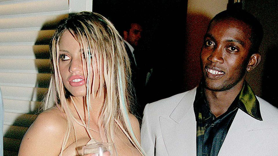 Katie Price Says Dwight Yorke Is Ugly But Has A Good Personality Wtaf Celebrity Heat
