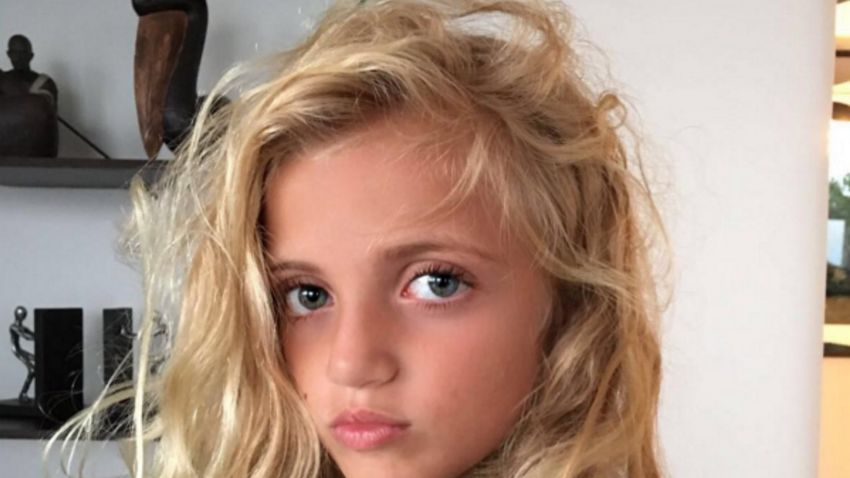 Katie Price S Daughter Princess Changes Her Last Name Closer