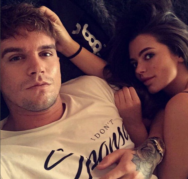 Exclusive Gaz Beadle Talks Girlfriend Emma Mcvey She S F Cking Wicked Celebrity Heat