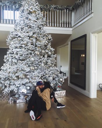 Celebrity Christmas Trees The Best For 2016 Celebrity Heat