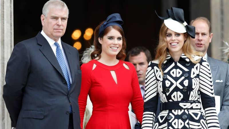 Prince Andrew's Statement About Beatrice And Eugenie's Future Husband Is Now More Relevant Than Ever