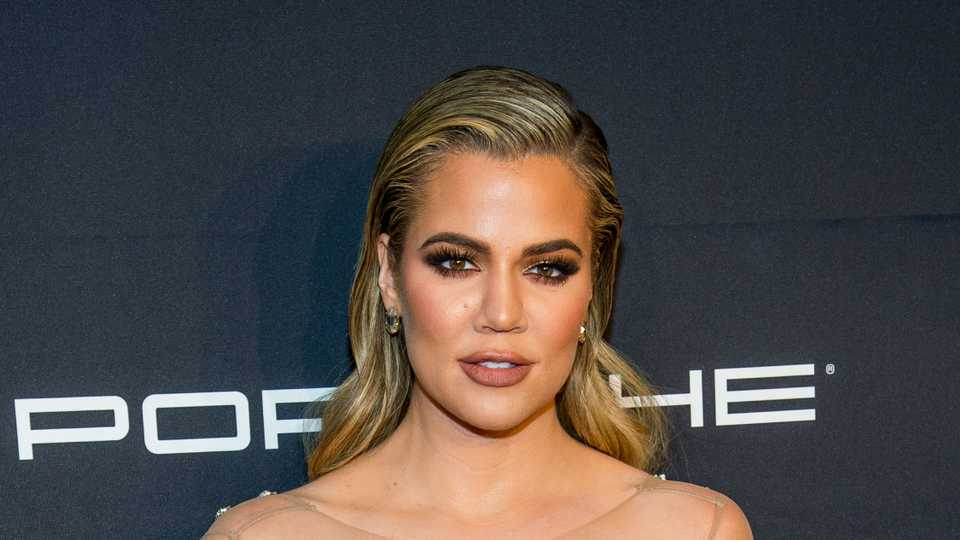 Khloe Kardashians lips are looking, erm, quite massive these