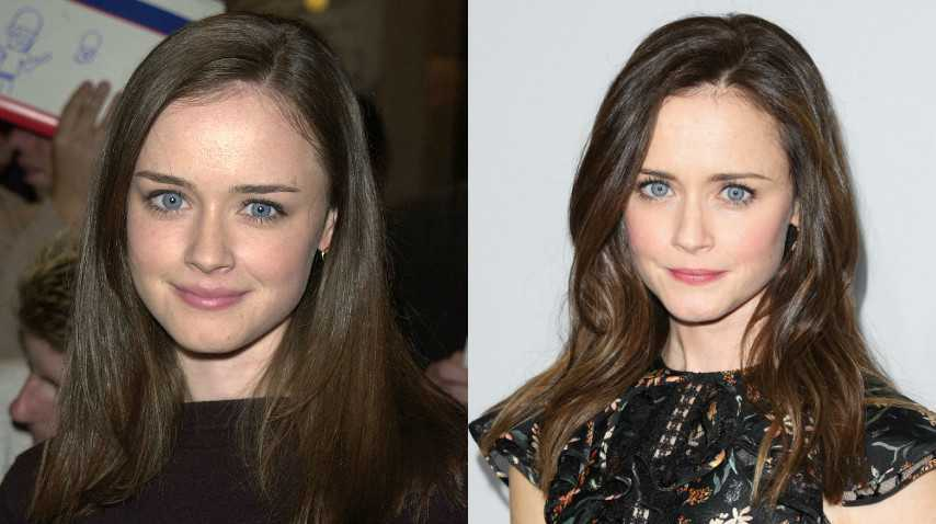 f7d2a83db67 Gilmore Girls  Then and Now © Getty Images