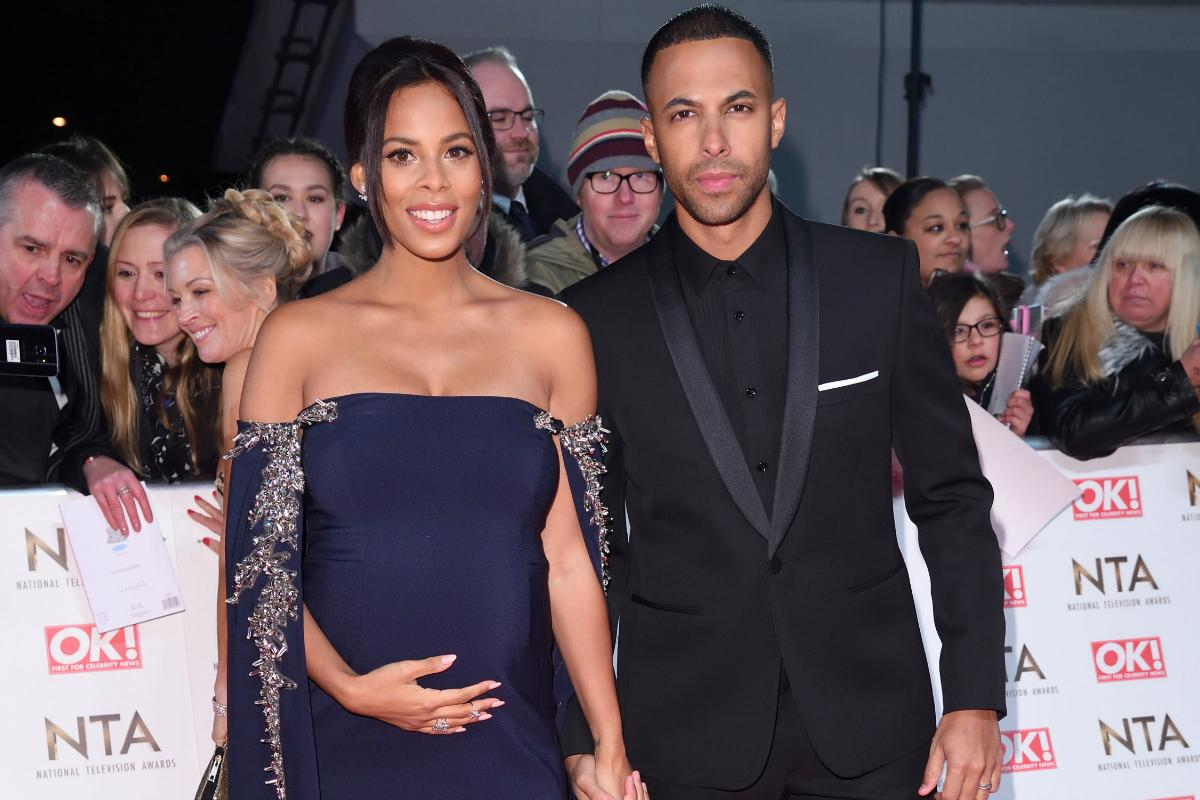Cute Marvin And Rochelle Humes Daughter Alaia Is Best Pals With Simon Cowell S Son Eric Closer