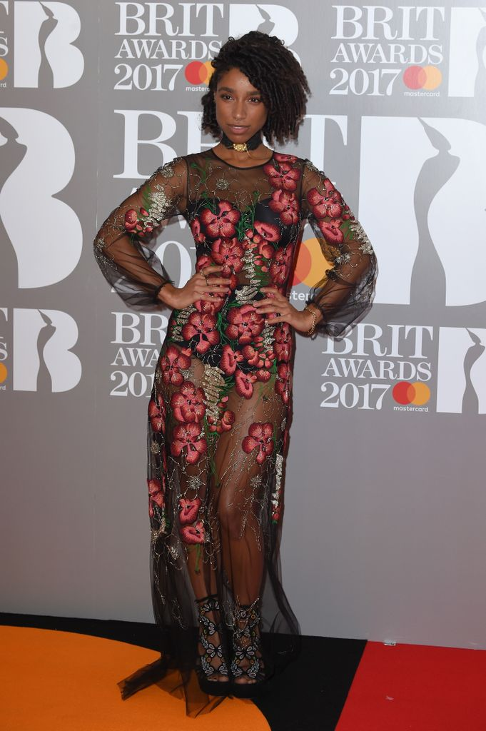 4ddd57da The BRITs 2017 Red Carpet: The Biggest Talking Points Of The Night ...