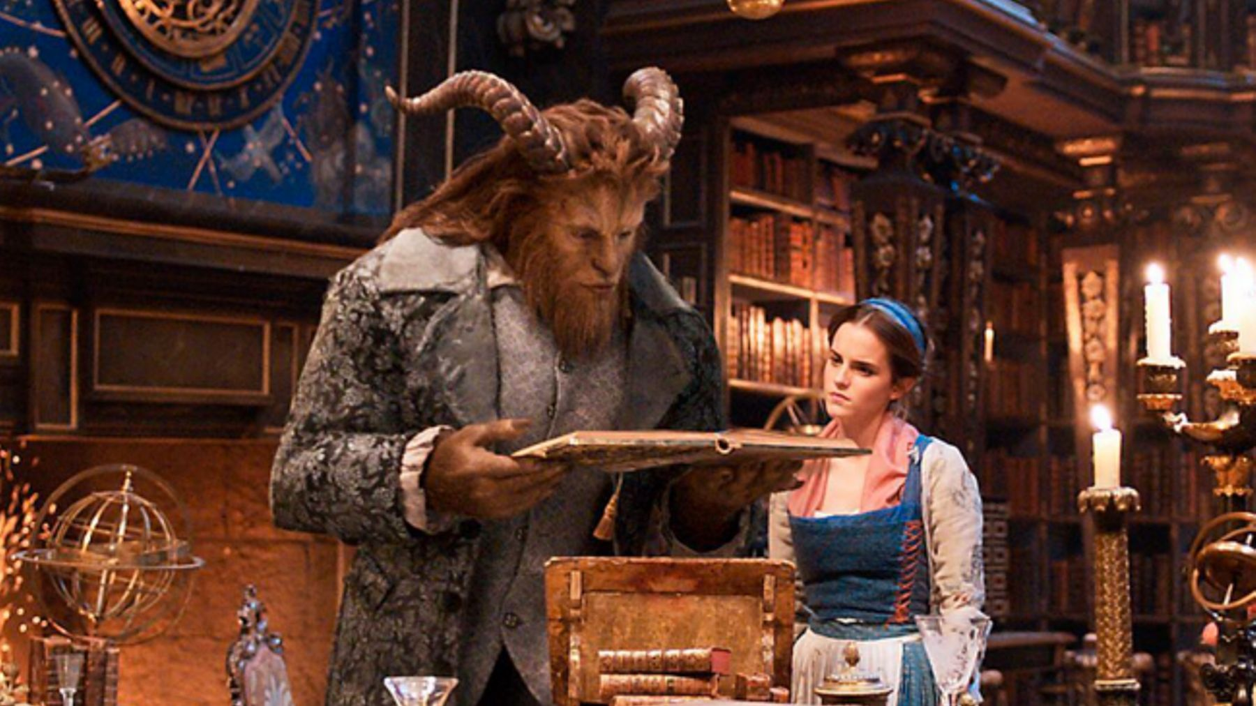 The Beauty And The Beast Cast Take The Ultimate Disney Quiz