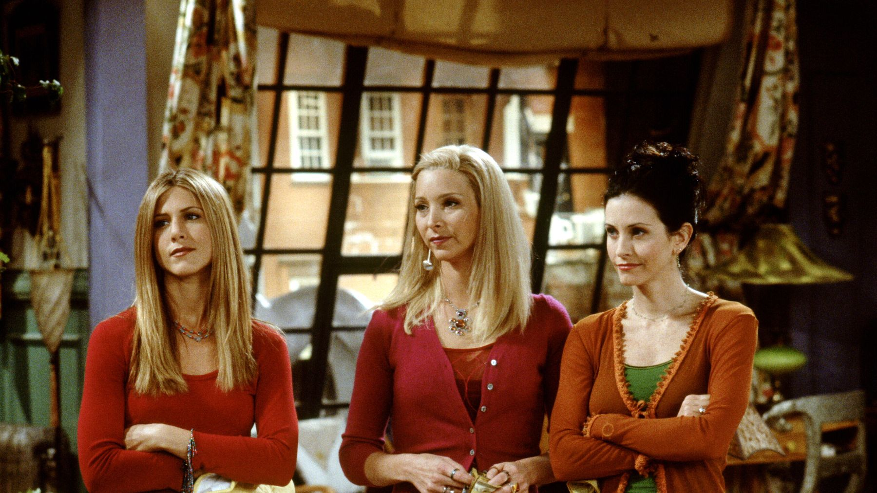 Lisa Kudrow Reveals Her Favourite 'Friends' Episode Of All Time   Grazia