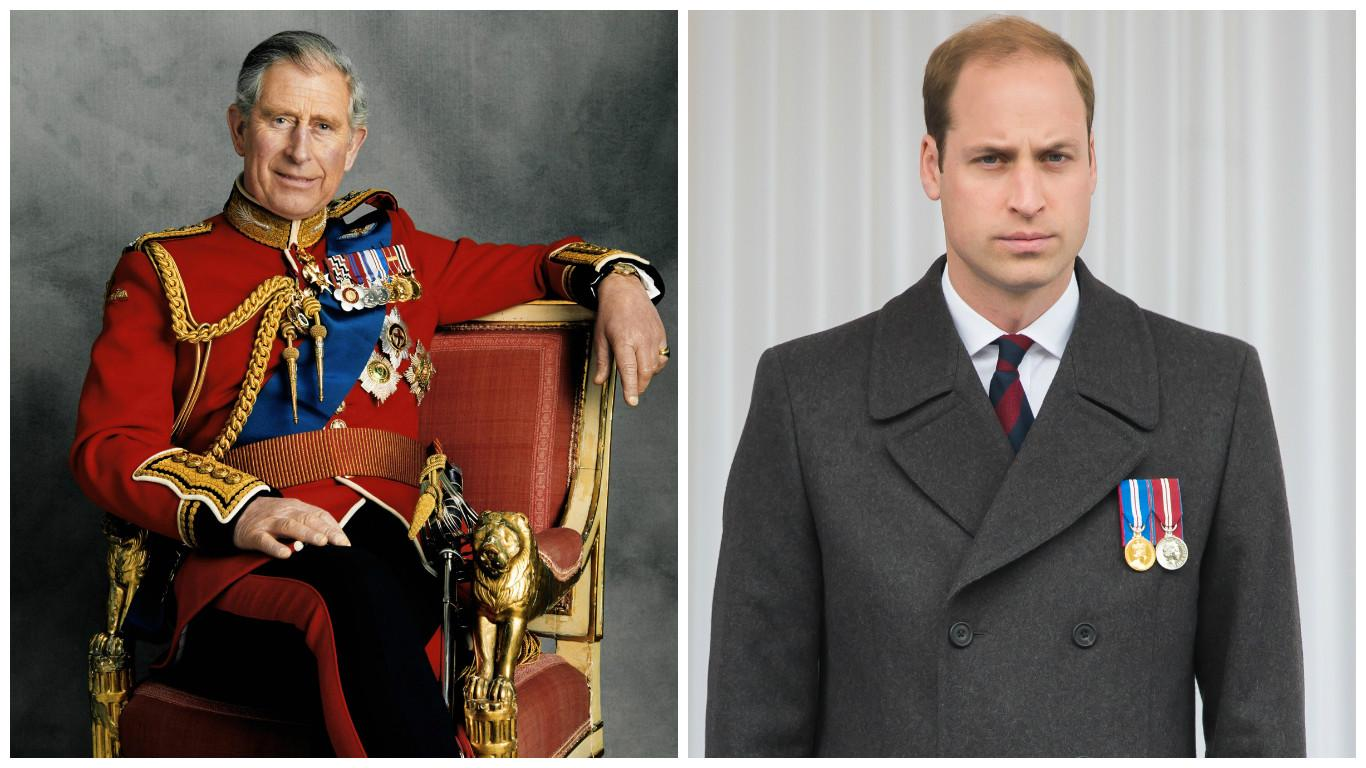 Prince Charles Probably Won T Give Up The Throne For Prince William Grazia