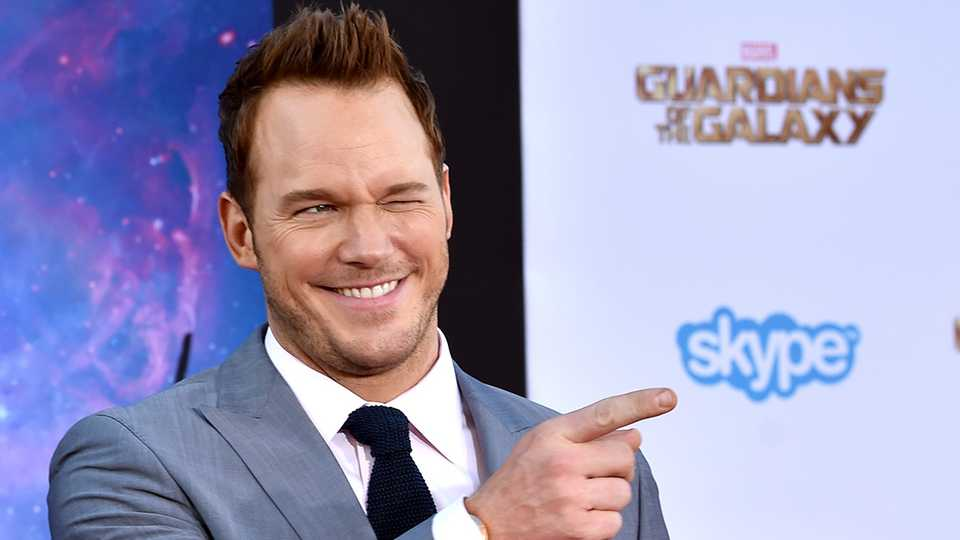 Chris Pratt Starring In TV Drama The Terminal List