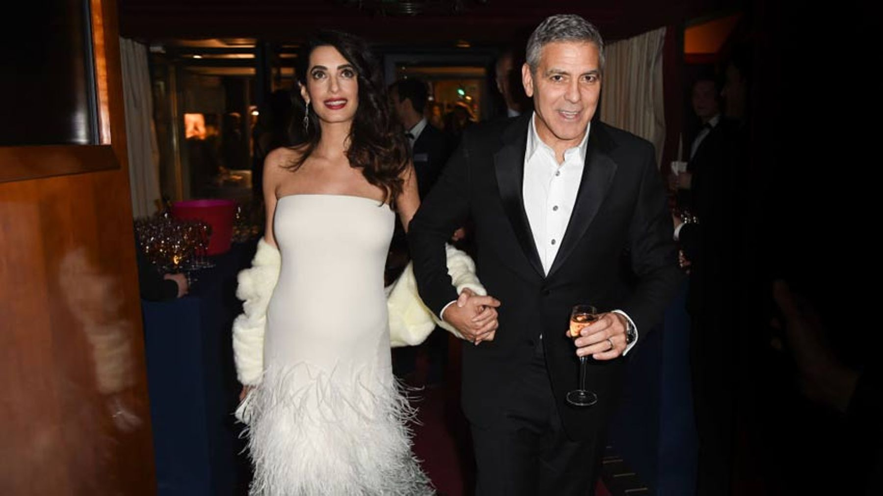 Amal And George Clooney Have Welcomed Their Twins | Grazia