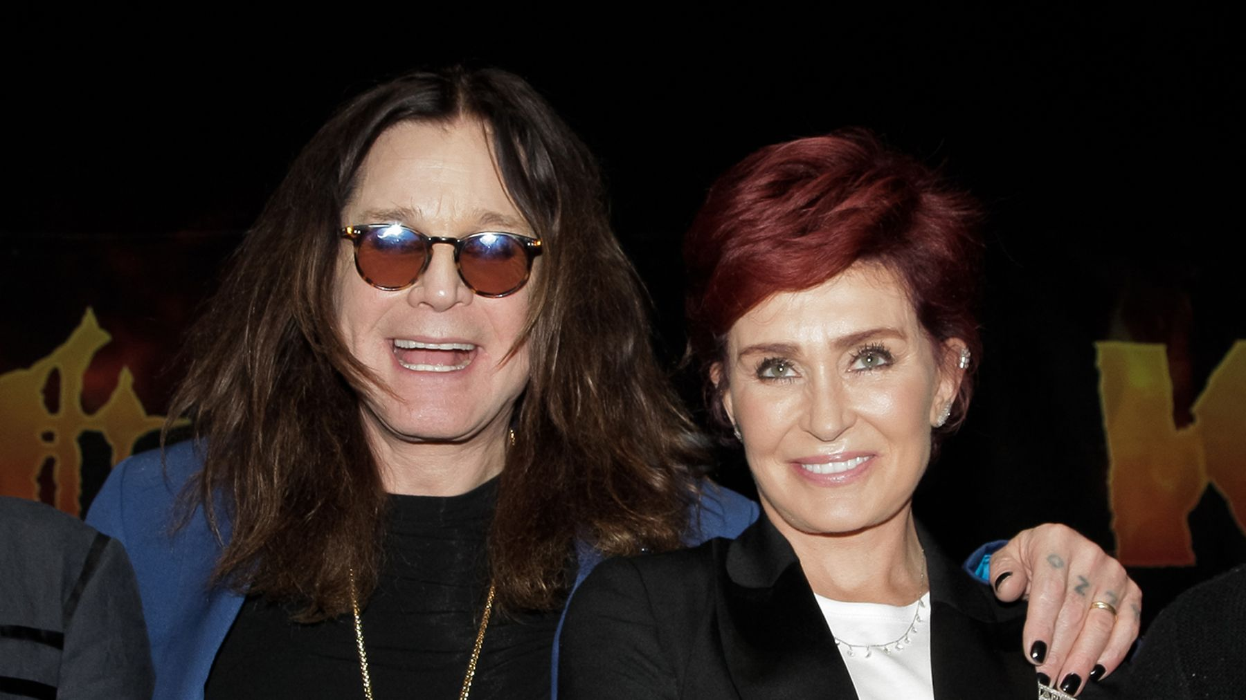 Sharon Osbourne has defended taking back cheating Ozzy after his