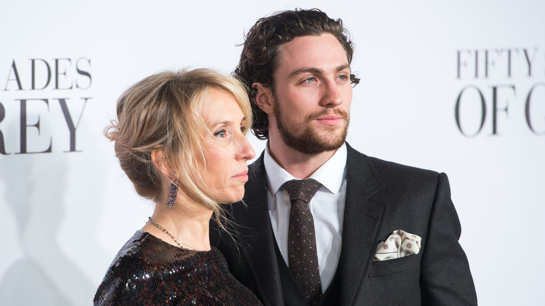 3face49c45e7c Sam Taylor-Johnson Speaks Out About Age Gap In Marriage To Aaron ...