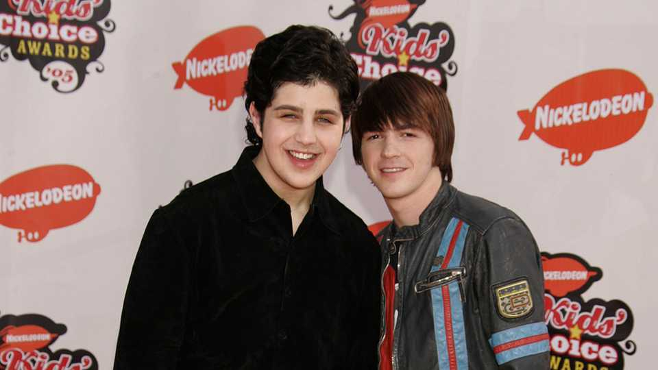 Drake Bell Wedding.Josh Peck From Drake And Josh Didn T Invite Drake Bell To His Irl