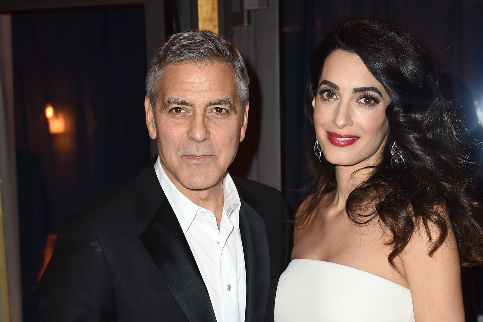 Now We Know Which Clooney Twin Is The Eldest   Grazia