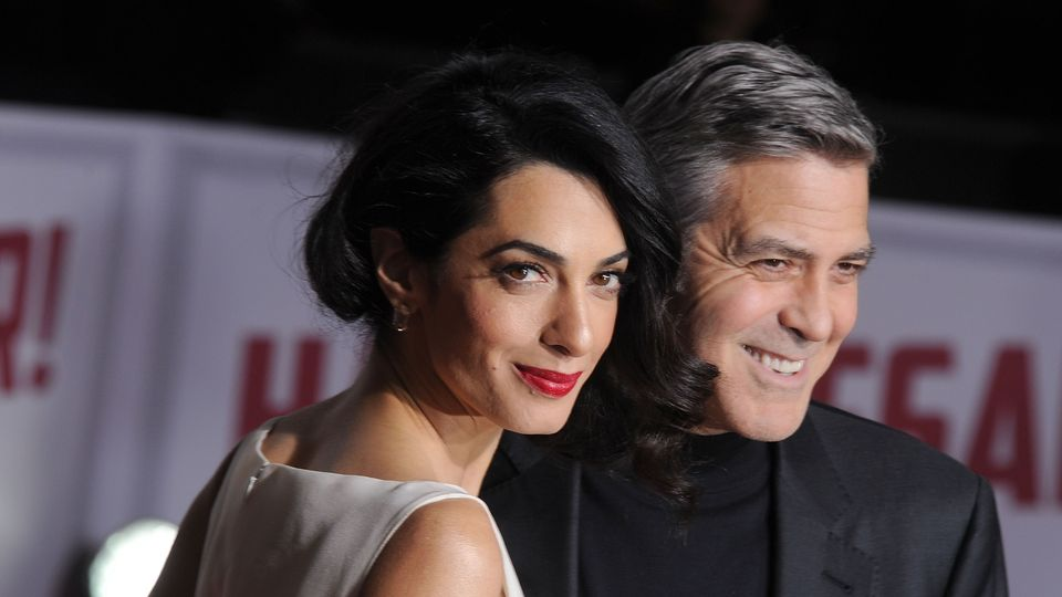 Now We Know Which Clooney Twin Is The Eldest | Grazia