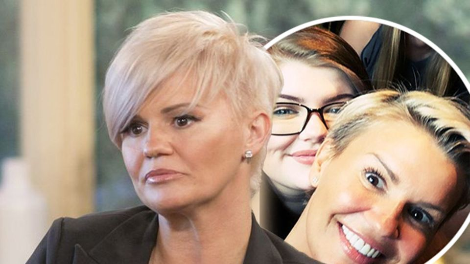 Kerry Katona 'in Bits' As Her Eldest Daughter Molly Moves