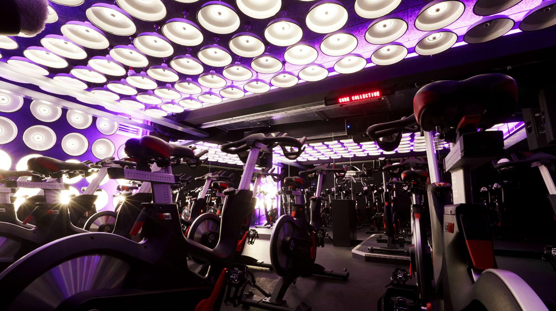 Fitness recreation services w london leicester square
