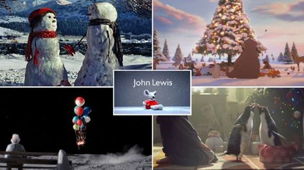 Watch All Of The John Lewis Christmas Adverts Closer