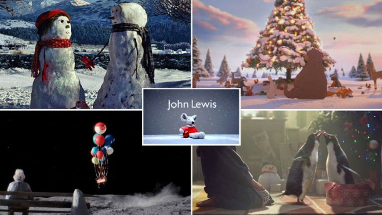 John Lewis Christmas Advert 2012.Watch All Of The John Lewis Christmas Adverts Closer