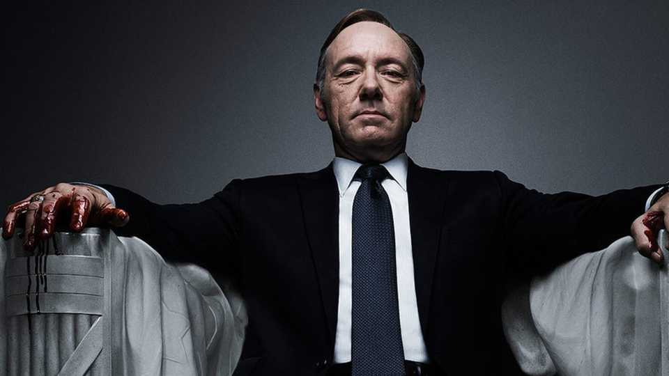 House Of Cards Season 4 S Most Wtf Moments Entertainment Heat