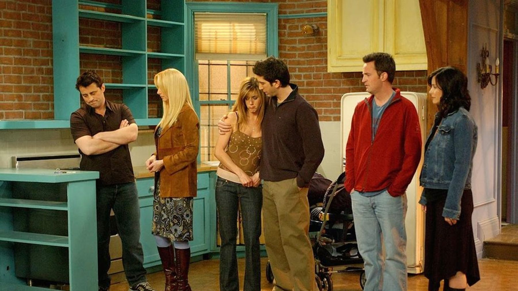 Friends: What happened AFTER the last episode?! | Closer