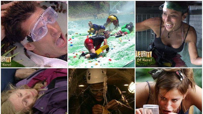 I'm A Celebrity... Get Me Out of Here! the BEST bushtucker trials