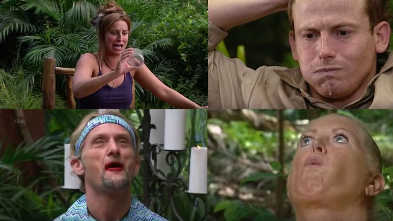 I'm A Celebrity… Get Me Out Of Here the most disgusting Bushtucker Trials