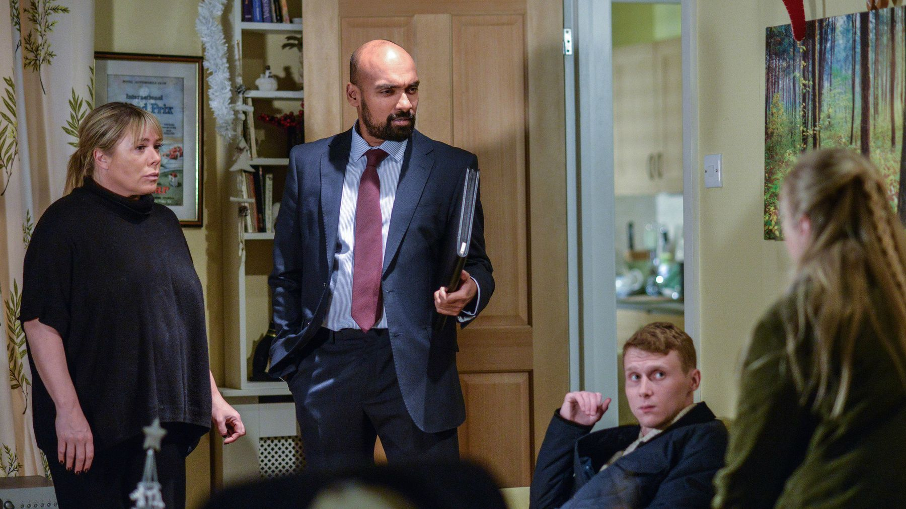 EastEnders spoilers: Could Jay Mitchell find himself