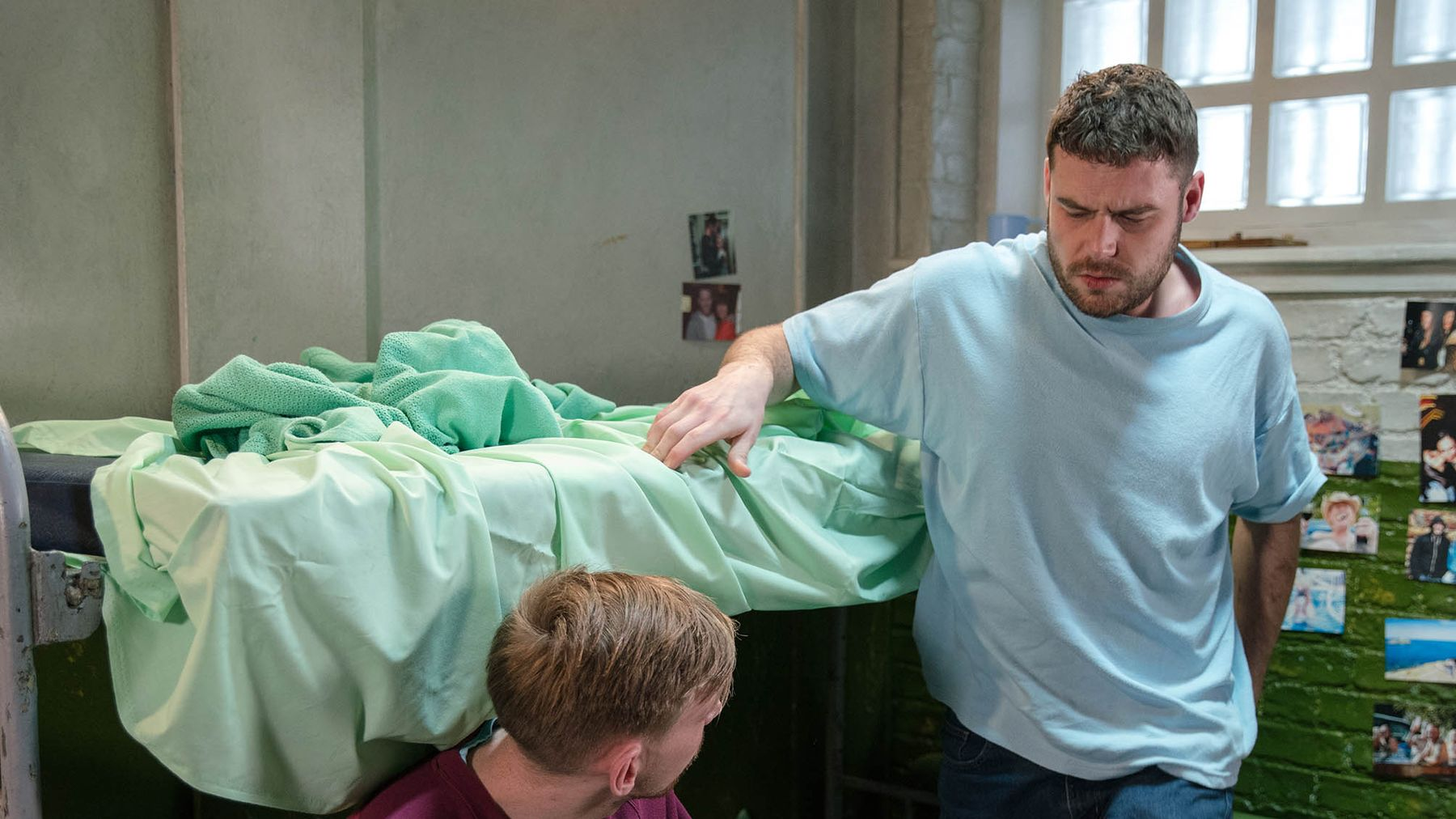 Emmerdale Spoilers: Will troubled Aaron Dingle turn to DRUGS as he