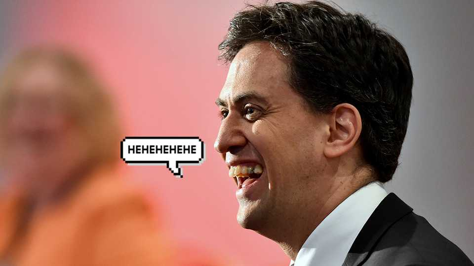 24d0d235d 13 times Ed Miliband was the King of Twitter | Entertainment | Heat