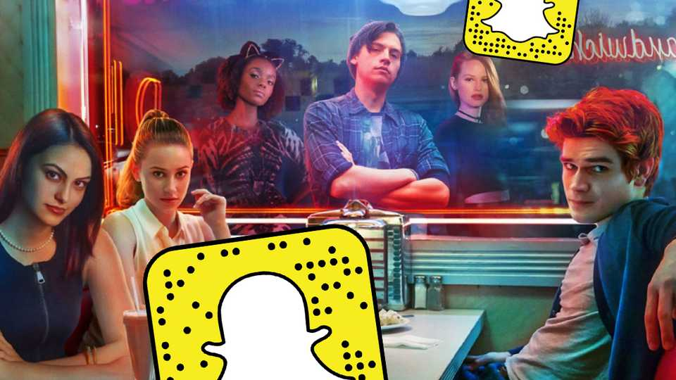 Riverdale cast on Snapchat: The ultimate list