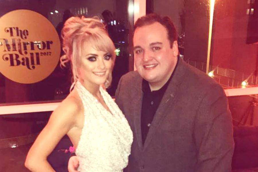 Corrie S Katie Mcglynn Laughs Off Pregnancy Rumours Closer