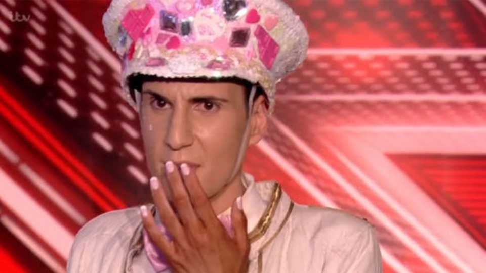 8cce1c4a7a You won t believe where Ottavio from The X Factor is working now ...