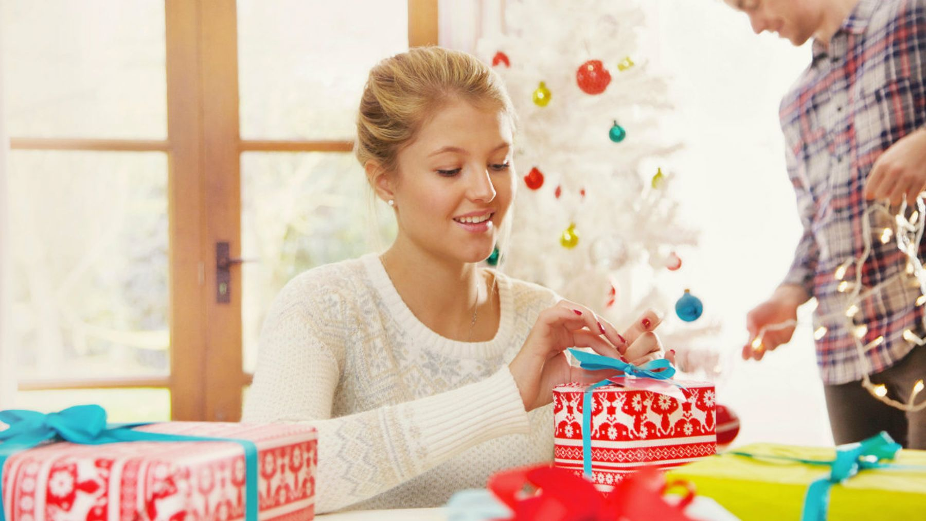 The Perfect Christmas Present.Christmas Gift Wrapping Tips And Ideas For The Perfect