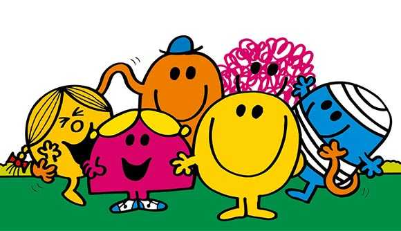 15ef2ede Did you collect all the Mr Men and Little Miss books? © Egmont Publisher.