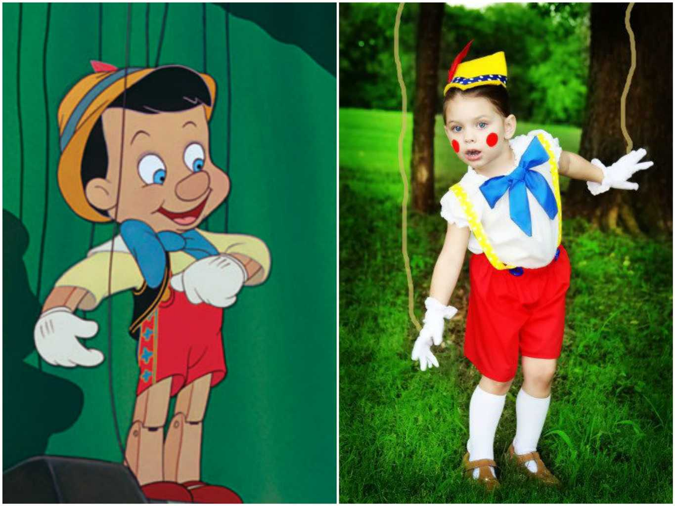 dde182b46 World Book Day: easy DIY costume ideas | Closer