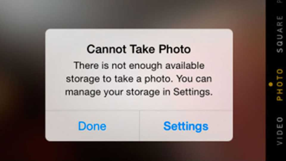 iPhone hacks: 10-second trick gives you free storage