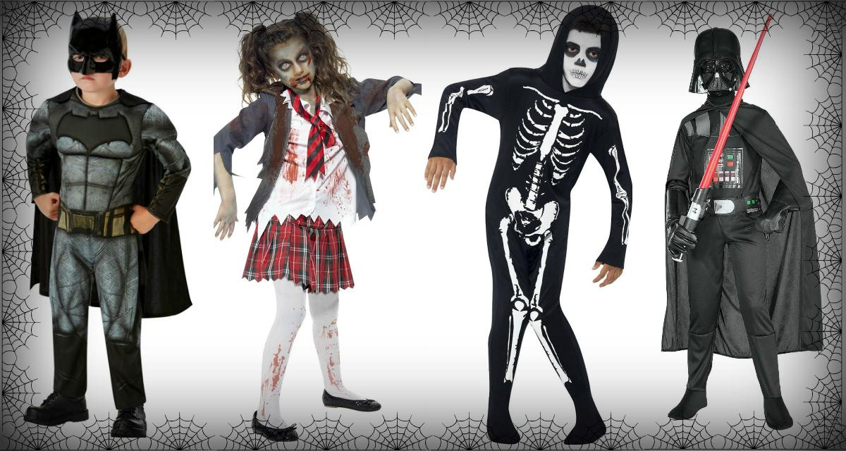 Weu0027ve Rounded Up The Best Childrenu0027s Halloween Costumes On Amazon!