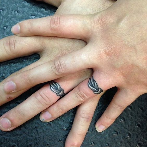 Wedding Ring Tattoo.21 Wedding Ring Tattoo Ideas Ideas For Your Never Ending Love Story
